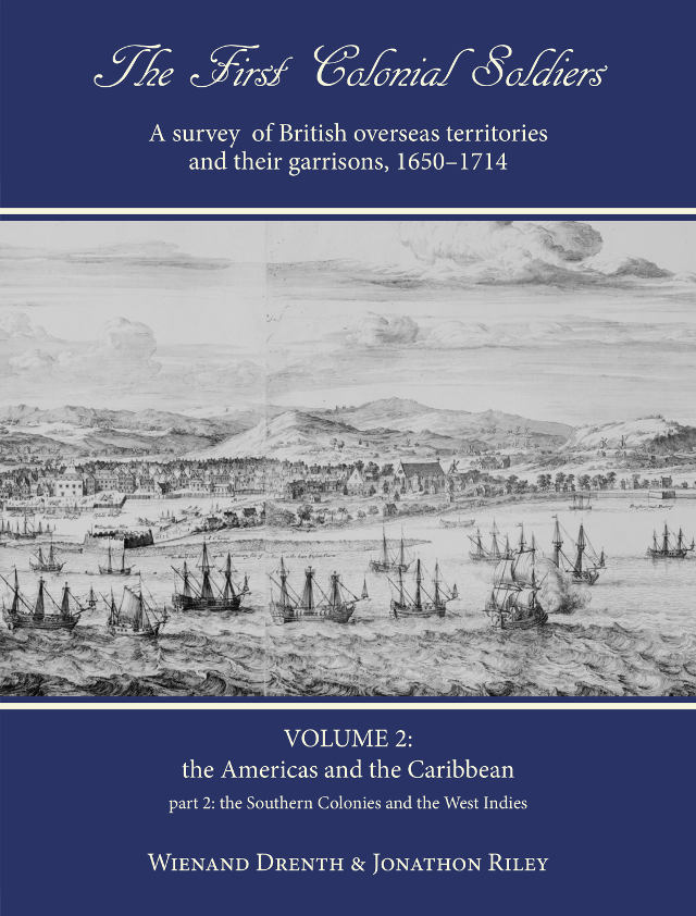 The First Colonial Soldiers, Volume 2, part 2